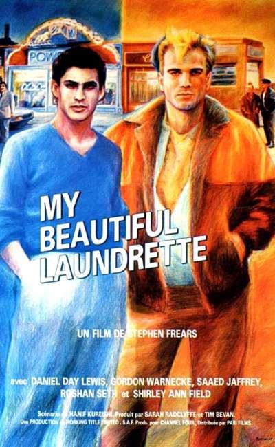 My Beautiful Laundrette, l'affiche
