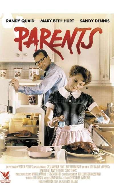 Parents, l'affiche