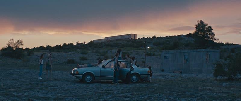 Les étranges décors de Pompéi, film 2020