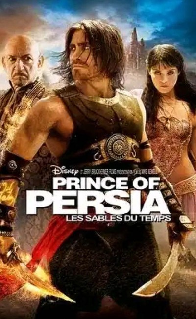 Cover VOD Prince of Persia