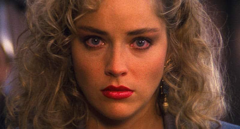 Sharon Stone dans Total Recall, 4K