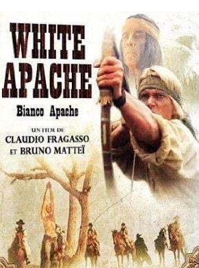 jaquette du DVD White Apache