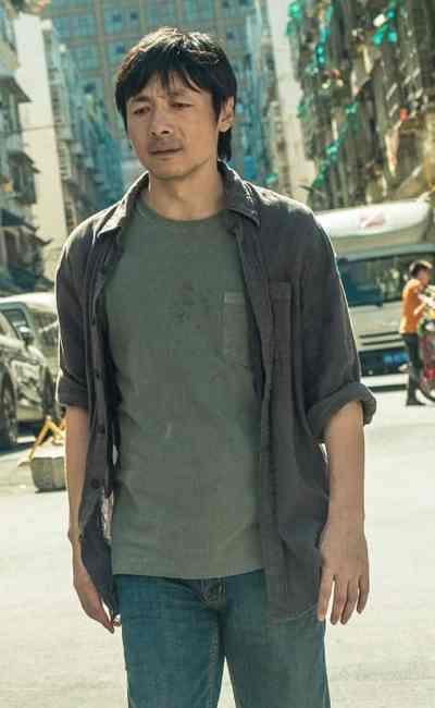 Zu Feng dans Un été à Changsha