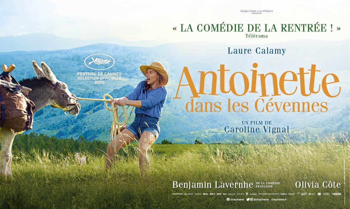 Antoinette dans les Cévennes, au box-office