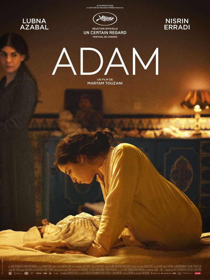 Adam, l'affiche