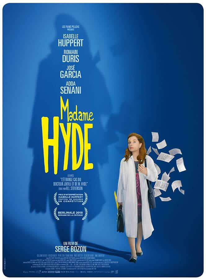 Madame Hyde, affiche Serge Bozon