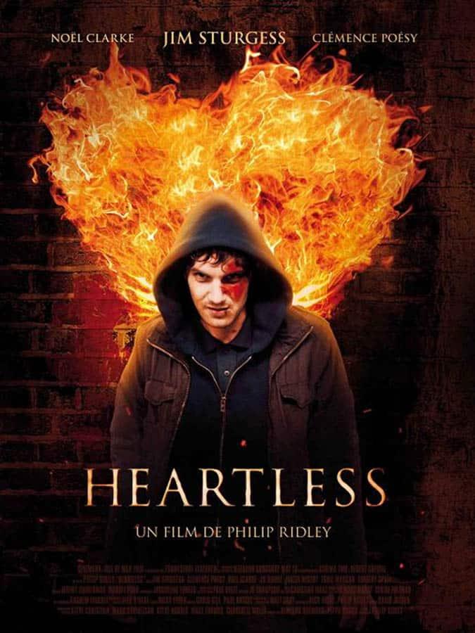 jim Sturgess dans Heartless de Philip Ridley