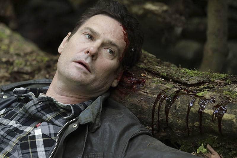 Henry Thomas, père en danger dans dans Dreamkatcher (2020)