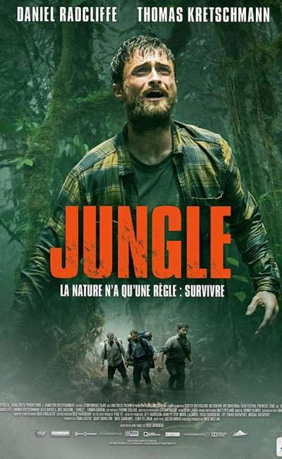 Jungle, la jaquette DVD