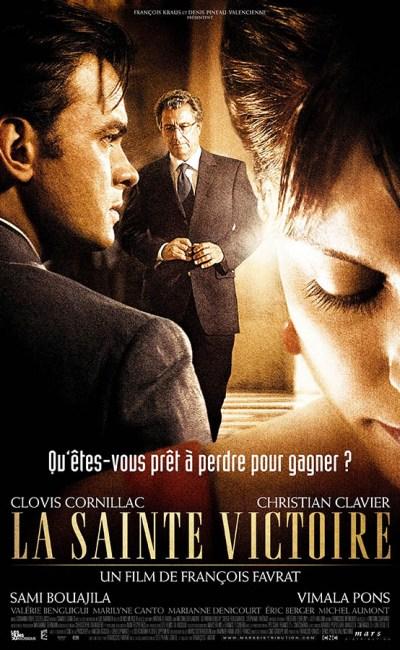 La Sainte Victoire, affiche film
