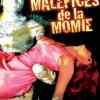 Les Maléfices de la Momie, cover VOD