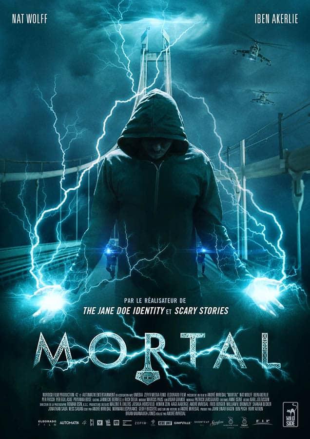 visuel affiche france Mortal Wild Side