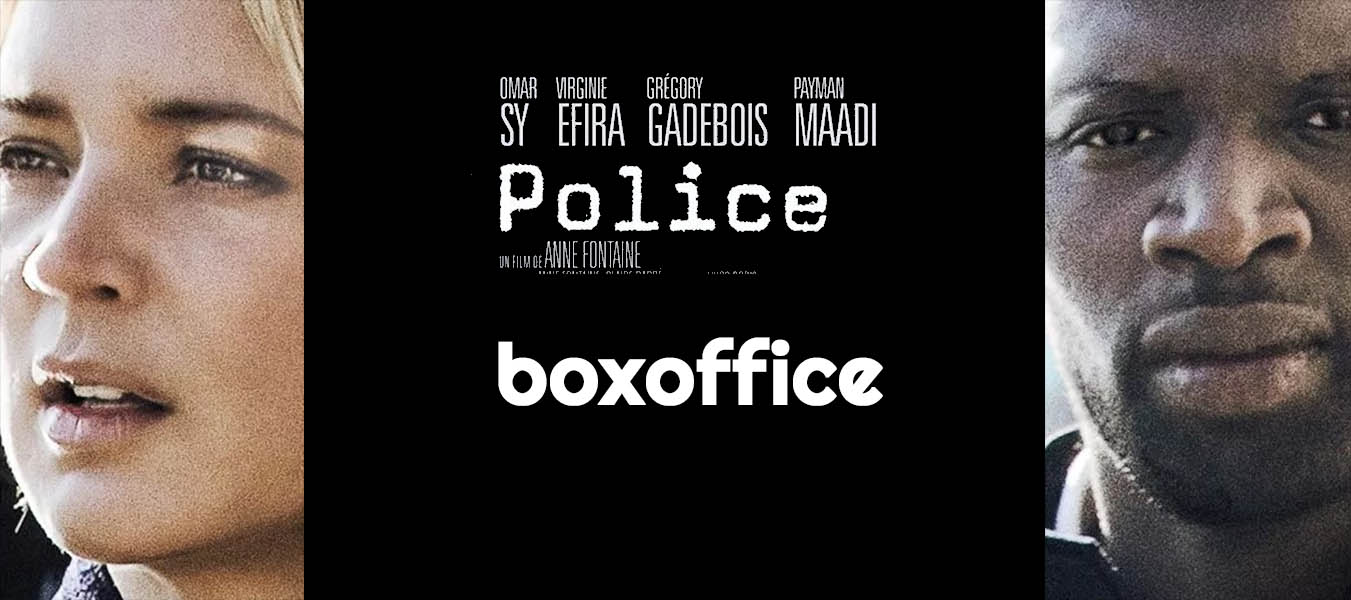 Police d'Anne Fontaine, retour sur box-office