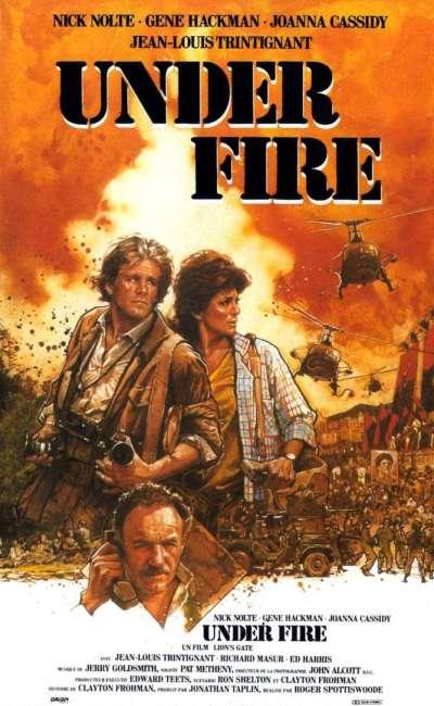 Under Fire, l'affiche