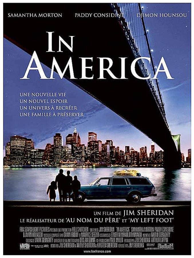 In America : l'affiche du film de Jim Sheridan