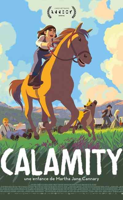 Calamity une enfance de Martha Jane Cannary : la critique du film