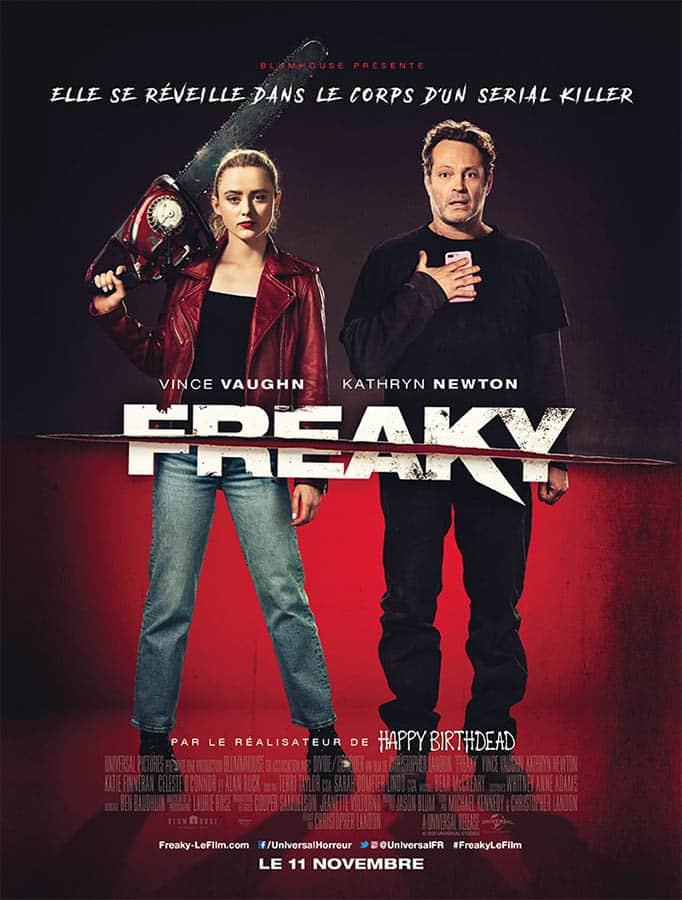 Freaky, affiche du film