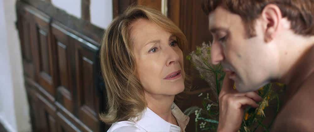 Nathalie Baye, mère de Nicolas Maury dans Garçon Chiffon