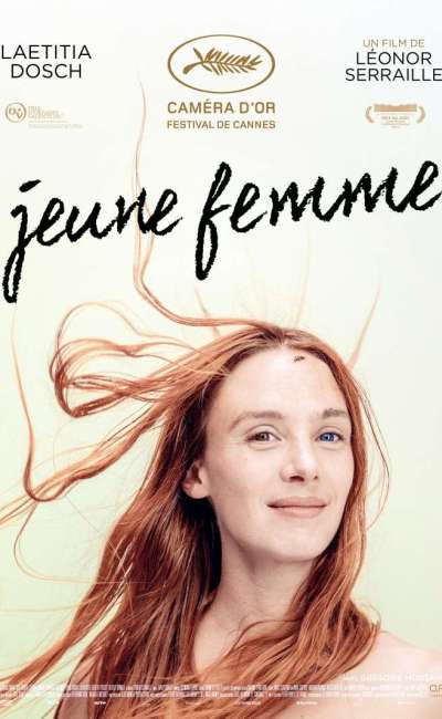 Jeune femme, l'affiche