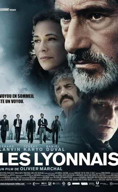 Les Lyonnais, affiche de cinéma