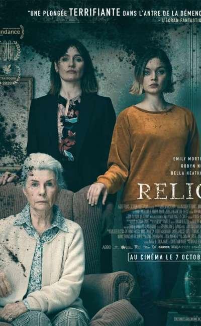 Relic, l'affiche