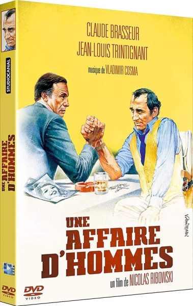 Une affaire d'hommes enfin en DVD chez LCJ Editions & Productions
