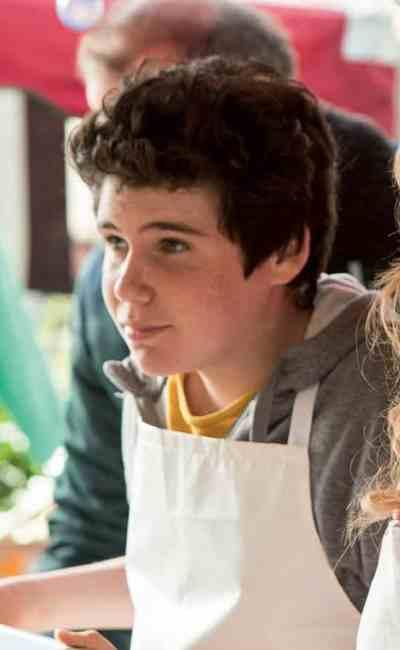 Luca Gelberg dans La famille Bélier