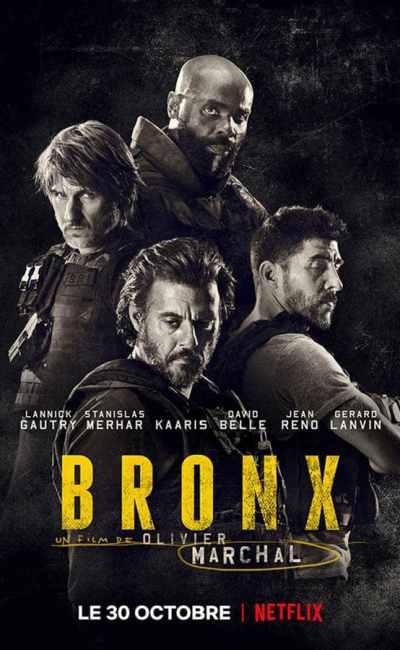 Bronx, affiche Netflix