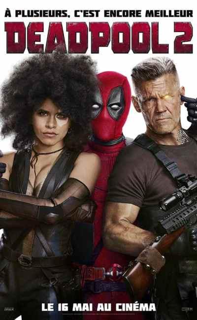 Deadpool 2 affiche française