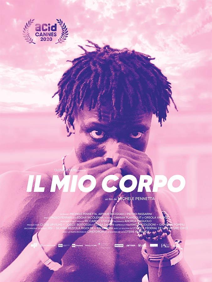 Il Mio Corpo affiche du documentaire (2020)