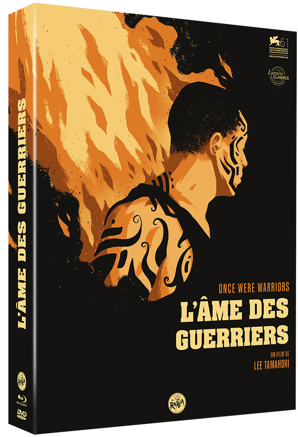 L'âme des guerriers, blu-ray The Jokers, cover collector