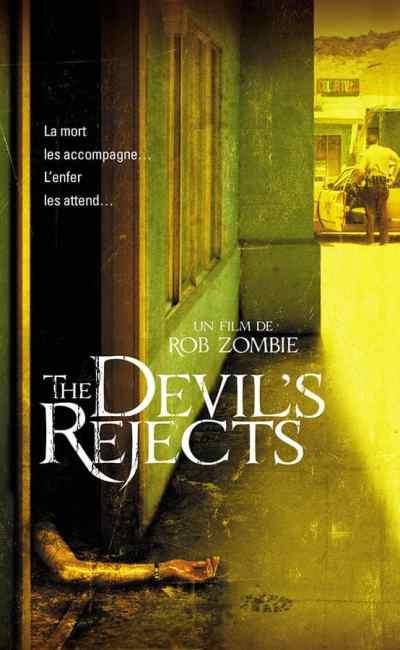 Cover VOD de The Devil's Rejects de Rob Zombie