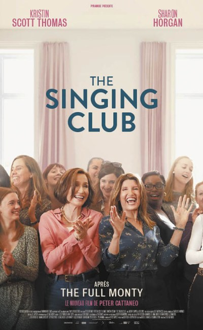 The Singing Club : affiche du film