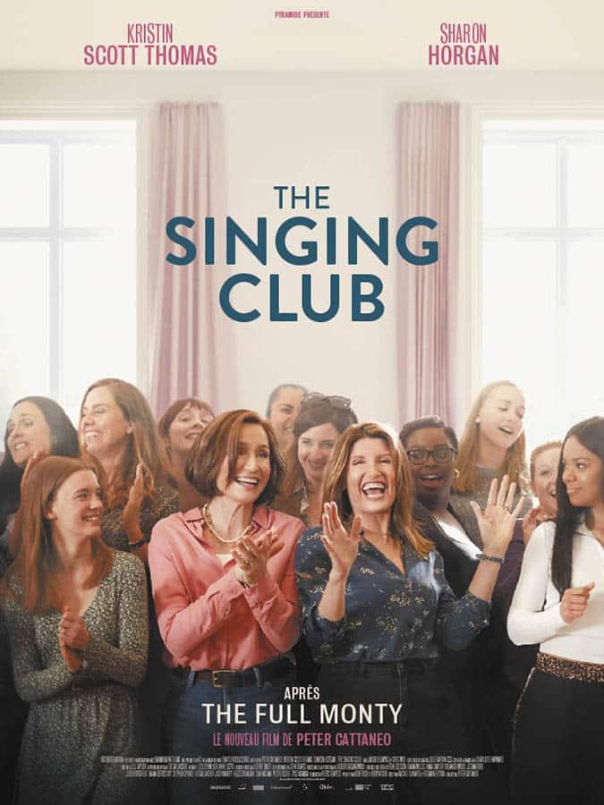 The Singing Club : affiche du film