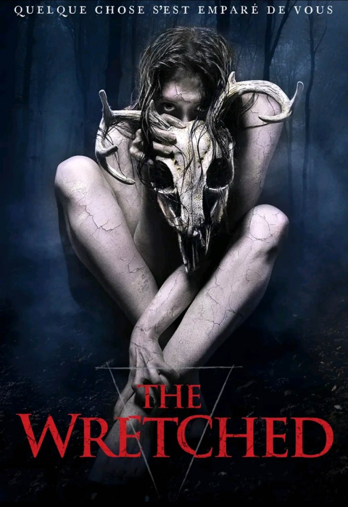 The Wretched, cover VOD, Koba