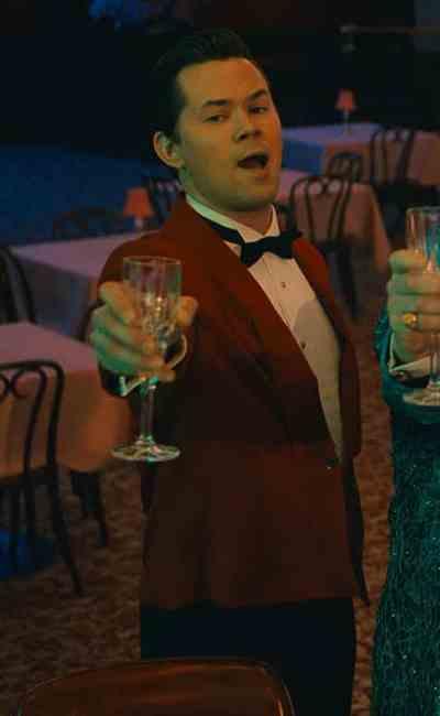 Andrew Rennells dans The Prom (de Ryan Murphy, exclusivité Netflix)