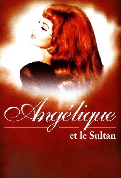 Angélique et le sultan, jaquette vod