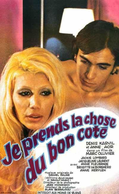 Brigitte Borghese dabs Je prends la chose du bon côté de Michel Gérard