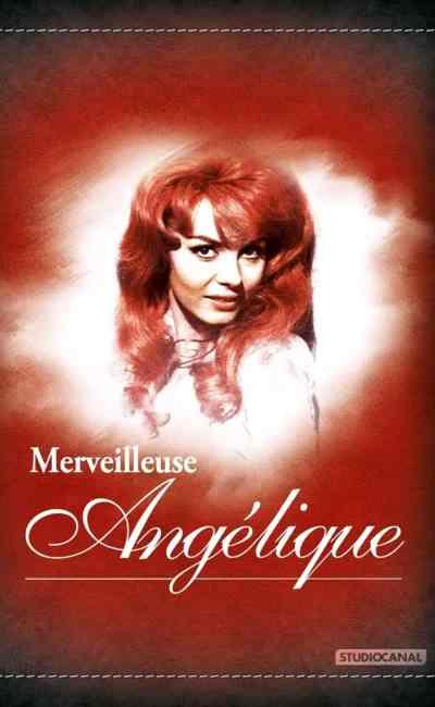 Merveilleuse Angélique, cover VOD