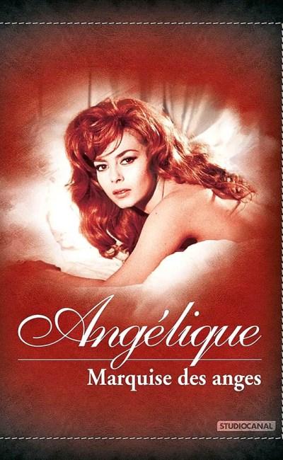 Angélique, marquise des anges, VOD