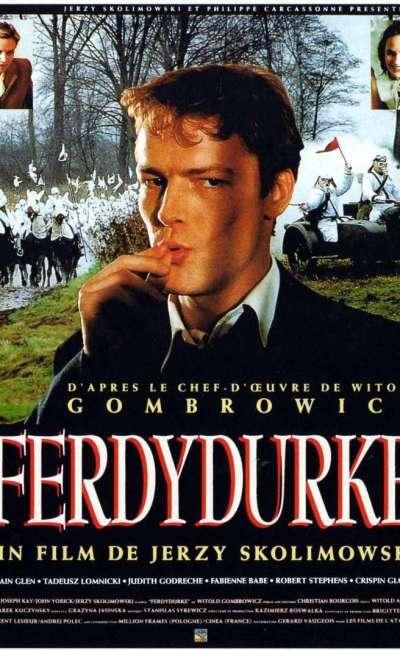 Ferdydurke, l'affiche