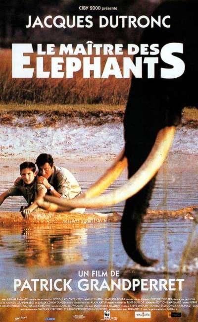 Le maître des éléphants, l'affiche