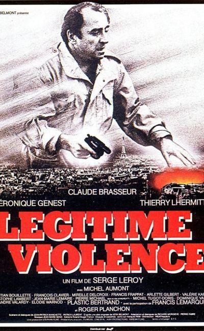 Légitime violence, l'affiche