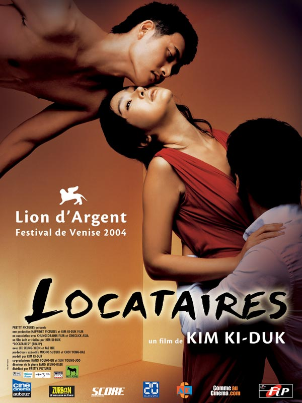 Affiche française de Locataires de Kim Ki-duk