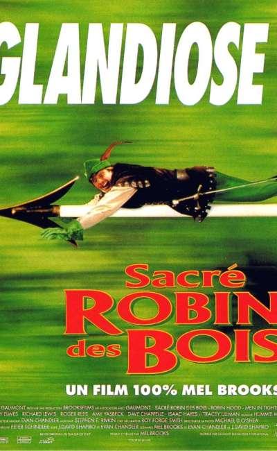Sacré Robin des bois, l'affiche