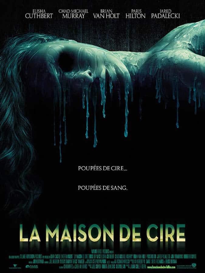 La maison de cire, affiche du film (2005)