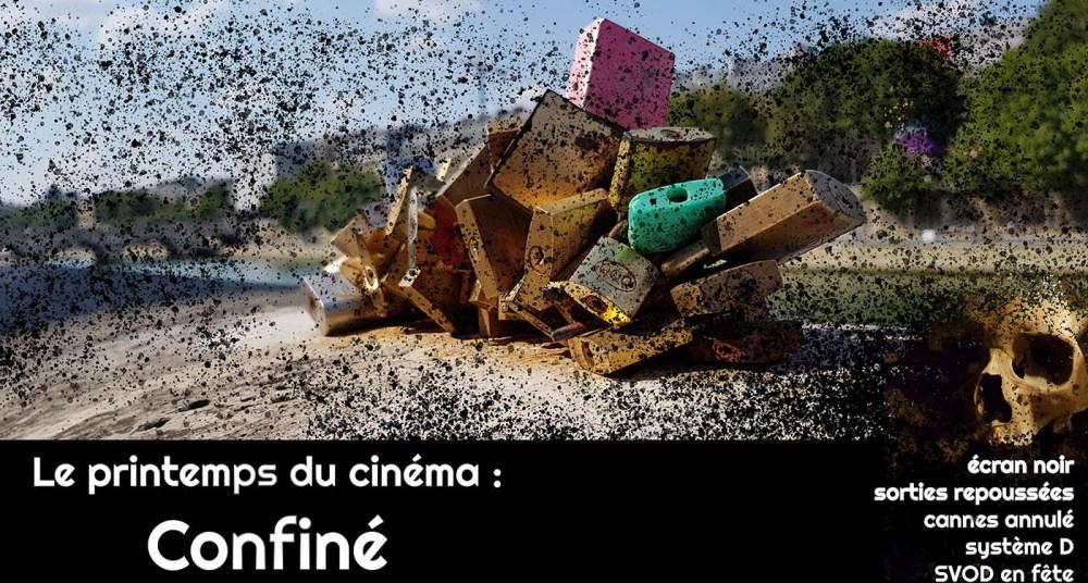 Paris Confiné : la crise des cinémas et de la culture