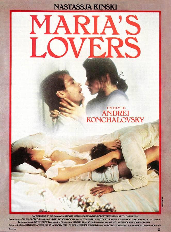 Maria's Lovers - affiche (Kinski)