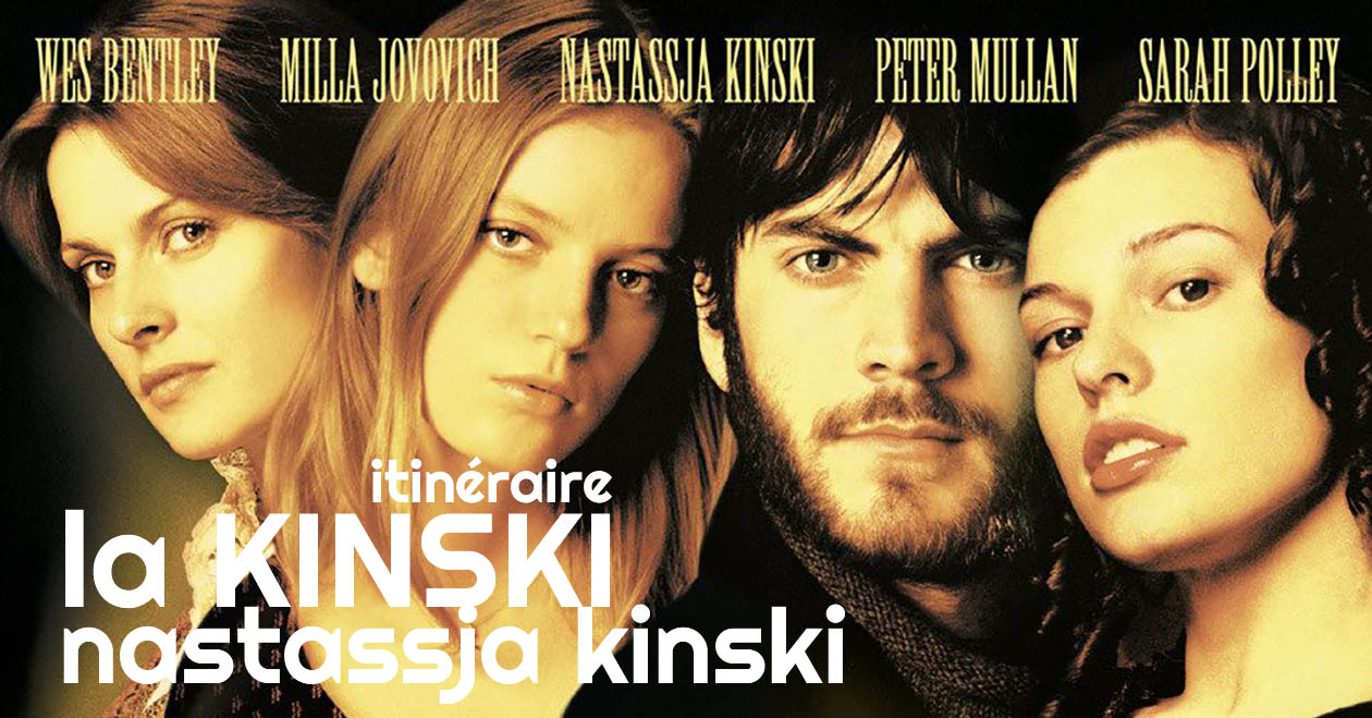 Nastassja Kinski : une biographie, les années 1994-2008