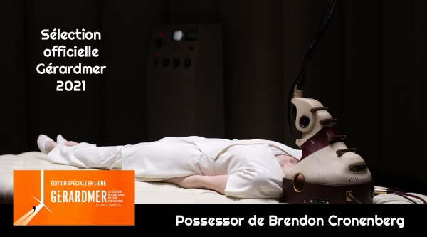 Possessor, Grand Prix de Gérardmer 2021